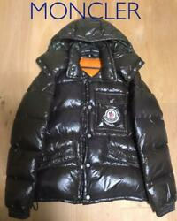 Moncler Down Jacket Size M Rare K2 Big Patches Used In Japan No.1921