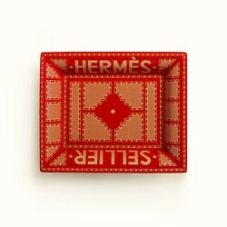 Nwb Hermes Sellier Coin Tray Sold Out Rare