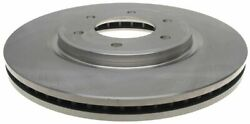 Raybestos Pn 980630r Disc Brake Rotor Mill Balanced With Rust Prevention Coating
