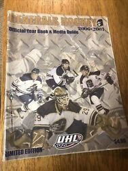 2006-07 Flint Generals Hockey Official Year Book And Media Guide