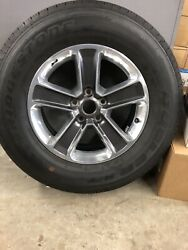 Jeep 2020 Wrangler Tires Wheels Set Of 5 Plus Shocks And Coils Oem Factory
