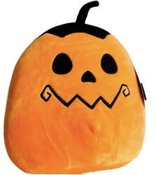 """Squishmallow 2021 Halloween 8"""" Paige The Pumpkin Plush Doll Toy"""
