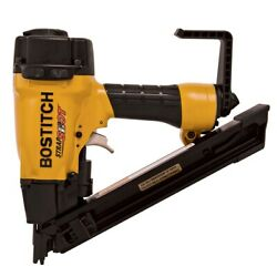 Bostitch Mcn150 35 Degree 1-1/2 Paper Collated Full Round Head Strapshot Metal