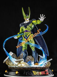 Kd Stodio Dragon Ball 1/4 Cell Led Light Resin Collector Gk Statue Limited Stock