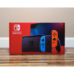 Nintendo Switch Handheld Video Game Console Please Read