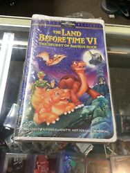 The Land Before Time Vi The Secret Of Saurus Rock Clamshell New Screening Copy