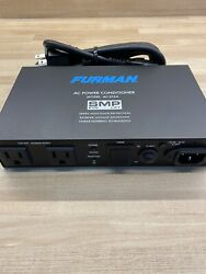 Furman Ac-215a Ac Power Conditioner. Used In Excellent Condition With Power Cord