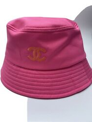 New AUTH chanel Bucket hat 21S size large. Sold out $1300.00