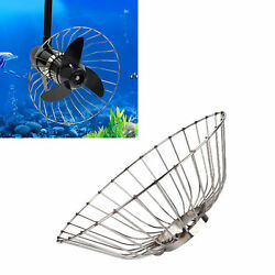 12v Marine Electric Outboard Propeller Safety Net Anti‑winding Anti‑collision