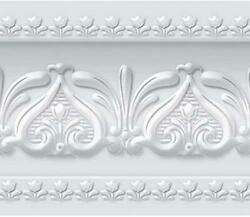 Royal Tulip Peel and Stick Wall Border Easy to Apply Neutral Gray