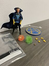 Mezco One 12 Doctor Strange First Apperance Nycc Exclusive Figure Loose Marvel