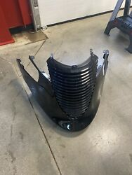 97-02 Plymouth Chrysler Prowler Front Grille Black