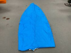 Boat Cover Blue 11and039 X 4and039 Dinghy Top Cover