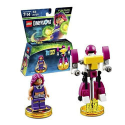 Teen Titans Go Starfire 71287 - Lego Dimensions Building Toy Pack Teen