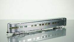 Walthers Plated Santa Fe Super Chief Observation-lounge Ho Scale