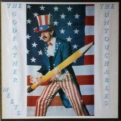 Vinyl 33t X 4 Frank Zappa Andndash The Godfather Meets The Untouchables