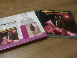 Dionne Warwick - Promises Promises / Iand039ll Never Fall In Love Again - Cd Vg