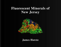 Jh20003 Book Fluorescent Minerals Of New Jersey