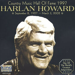 Country Music Hall Of Fame 1997 By Harlan Howard