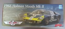 Gmp Rare 1/12 Ford Gt40 Mkii 6 Le Mans 1966 Holman Moody - G1201318