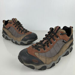 Oboz Firebrand Ii Mens Size 13 Wide Brown Athletic Running Hiking Shoes Sneakers