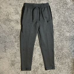 Nike Therma Flex Showtime Basketball Pants Standard Fit Grey Mens M At3266-032