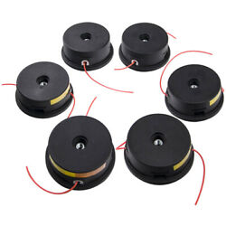 6pcs Ptrimmer Head For Stihl Trimmer Bump Heads Autocut 25-2 String Trimmers