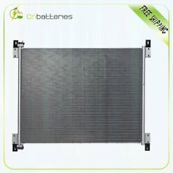 Replacement New Aluminum Truck A/c Condenser For 96-07 Kenworth T2000 Series