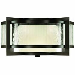 New Fine Art Lamps Singapore Moderne Outdoor 817982st Two Light Outdoor Ceiling