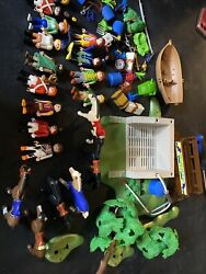 Playmobil Figures People Horses amp; Accessories Lot