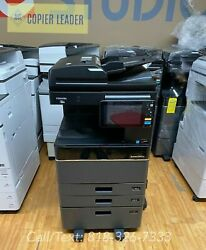 Toshiba E-studio 3505ac Only 78k Meter Color And B/w Print-scan-fax Mfp 3505 Ac