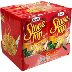 Kraft Chicken Stove Top Stuffing Mix 6 oz. box 8 ct. pack of 2