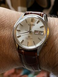 Grand Seiko 6246-9000 Just Back From A Full Service Gs Buckle Included