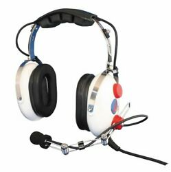 Avcomm Childrenand039s Aviation Headset With Mp3 Port - Ac-260