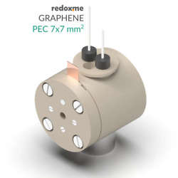 Pec 7mm X 7mm - Photo-electrochemical Cell