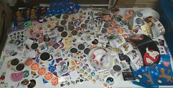Vintage Stickers Lot, Huge Assorted,new To Old,1980s To ,sandylion, Sniff More
