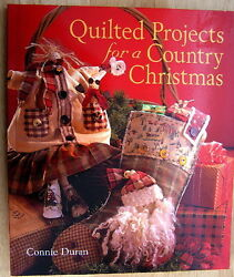 Pattern Quilt Quilting Ornaments Country Christmas Stocking Snowman Primitive