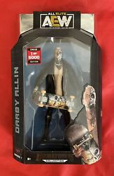 New Aew Wrestling Unmatched Collection Darby Allin Chase Figure 1/5000 Wwe