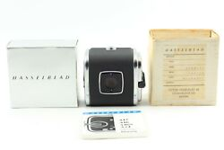 [n Mint+++ In Box] Hasselblad A12 Type Ii 120 Film Back Magazine 6x6 From Japan