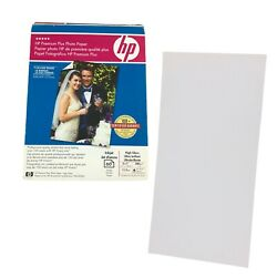 """Lot Of 110 Holiday Card 4""""x8"""" Glossy Photo Paper And 52sheets 5""""x7"""" Hp Photo Paper"""