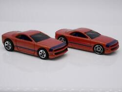 Hot Wheels Muscle Tone Variation Rims Lot 1/64 Scale Diecast Collectible