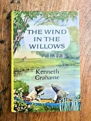 Rare Signed Edition Of The Wind In The Willows. E H Shepard And Kenneth Grahame