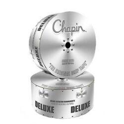 7/8 Chapin Deluxe Drip Tape By Jain-wall Thickness10 Mil-emitter Spacing12-f