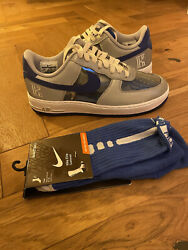 2 X No. Pairs Of Nike Air Force 1 Kyrie Irving Size 9