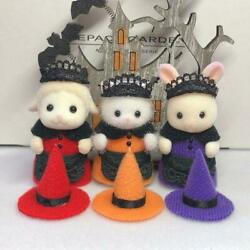 Orderable Sylvanian Family Baby Halloween Witch Maid Dress