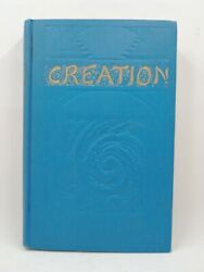 1927 Creation Book By J F Rutherford Watchtower Jehovah's Witnesses