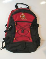 ALTO SPORTS LIMITED Backpack Bags RED amp; BLACK *EUC* $7.00