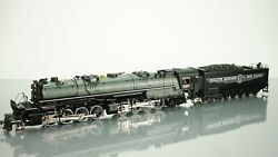 Mth 2-8-8-4 M4 Yellowstone Duluth Missabe And Iron Range 228 Dcc W/sound Ho Scale