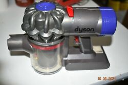 Kids Casdon Dyson Cordless Handheld Vacuum Cleaner Toy Pretend Play Head Only