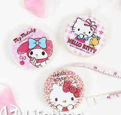New Melody Hello Kitty Measuring Tapes Sewing Tailor Flexible Ruler Auto Retract